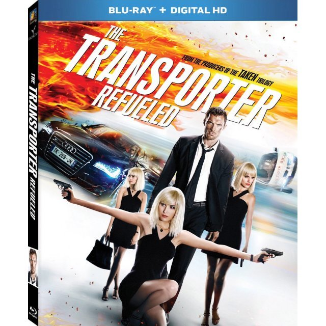 The Transporter Refueled [Blu-ray+Digital HD]
