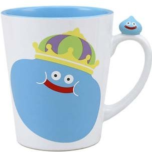 Dragon Quest Smile Slime Mug: King Slime (Re-run)