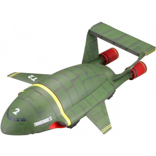 Mega Sofubi Advance MSA-006 Thunderbirds 1/160 Scale Figure: Thunderbirds 2 (Re-run)