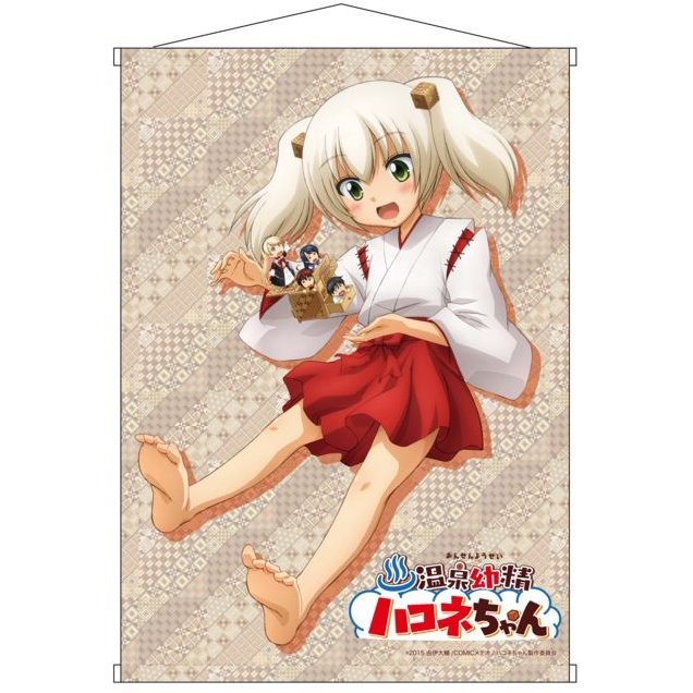 Onsen Yousei Hakone-chan B2 Wall Scroll