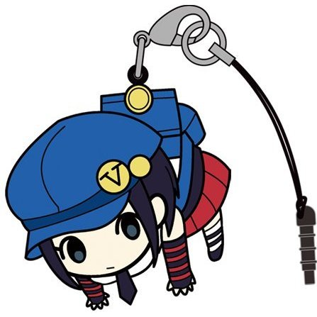 Persona 4 the Golden Tsumamare Strap: Marie