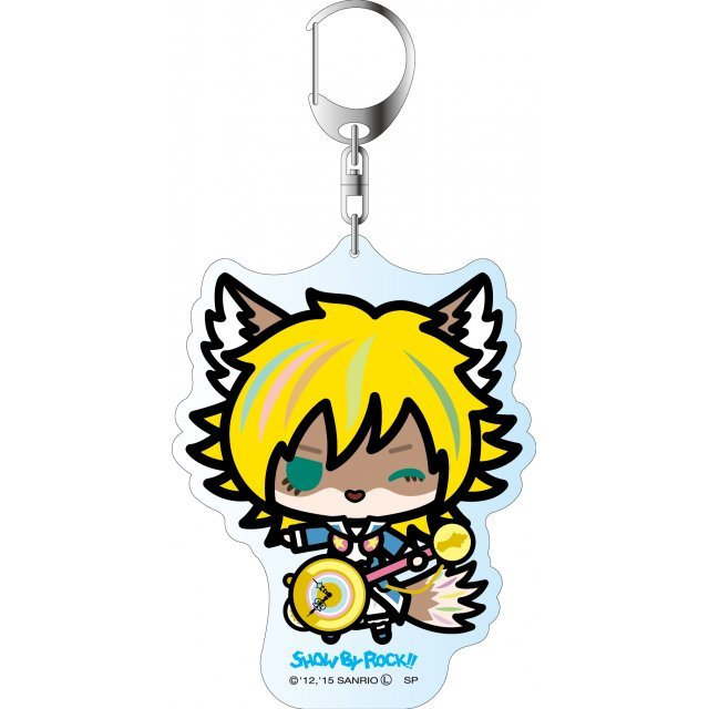 Show by Rock!! Deka Key Chain Simple Design Ver.: Shu Zo