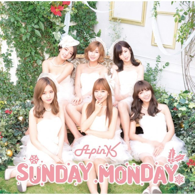 Sunday Monday (Japanese Ver.)