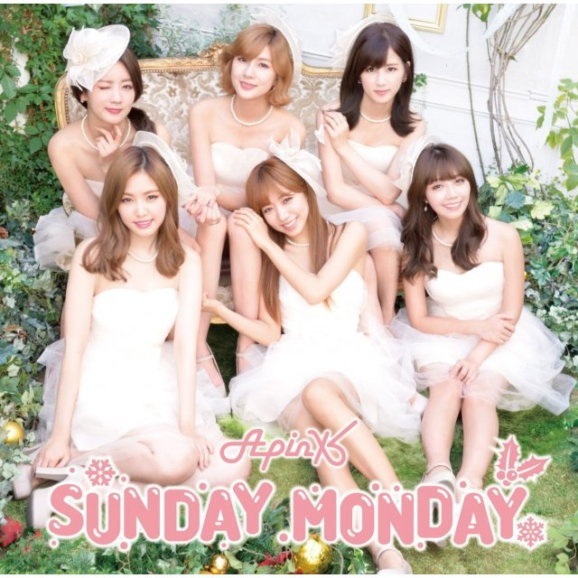 Sunday Monday (Japanese Ver.) [CD+Goods Limited Edition Type A]
