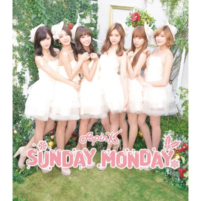 Sunday Monday (Japanese Ver.) [Limited Edition Type C]