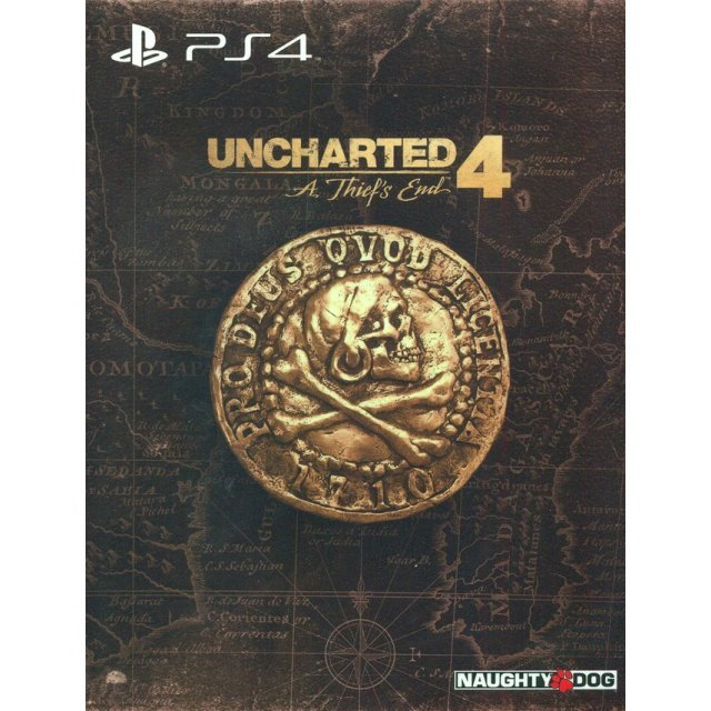 Uncharted 4: A Thief's End [Special Edition] (Chinese & English Subs)
