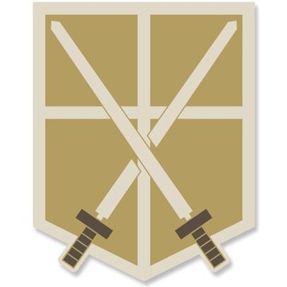 Attack on Titan Patch: Training Corps