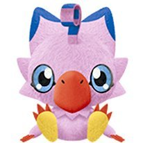 Digimon Adventure Ball Plush: Biyomon