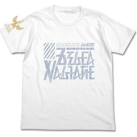 Phantasy Star Nova Delta Valiant T-Shirt White M (Re-run)