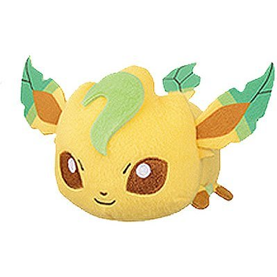 Pokemon XY & Z Plush: Leafeon