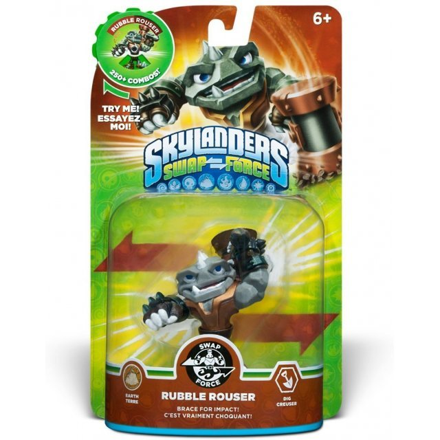 Skylanders Swap Force Character Pack: Rubble Rouser