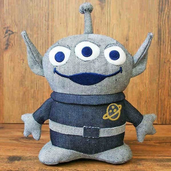 Toy Story Denim Plush: Alien