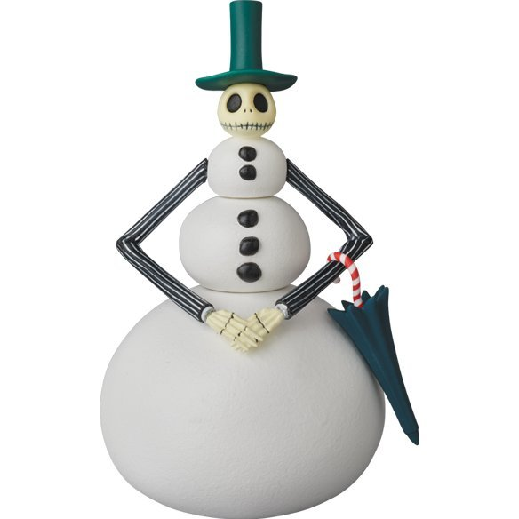 Ultra Detail Figure The Nightmare Before Christmas Jack Collection: Snow Man Jack