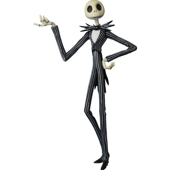 Ultra Detail Figure The Nightmare Before Christmas Jack Collection: Jack Skellington