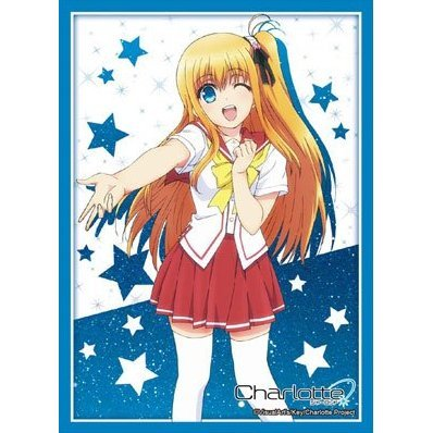 Bushiroad Sleeve Collection High-Grade Vol. 947 Charlotte: Nishimori Yusa