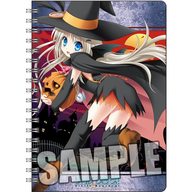 Little Busters! Ring Notebook B6 W: Noumi Kudryavka