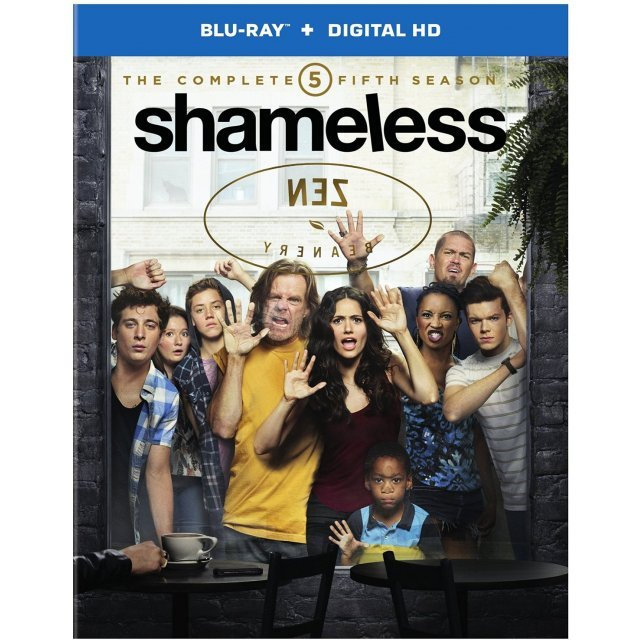 Shameless: The Complete Fifth Season [Blu-ray+Digital HD]