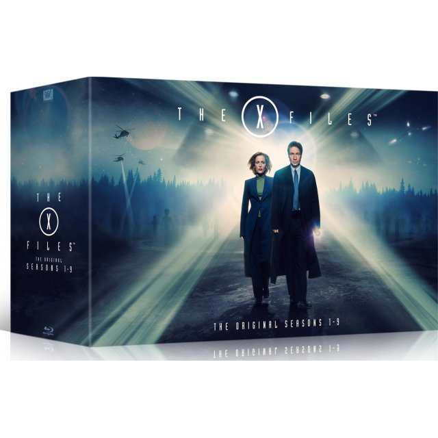 The X-Files: The Collector's Set (Seasons 1-9)
