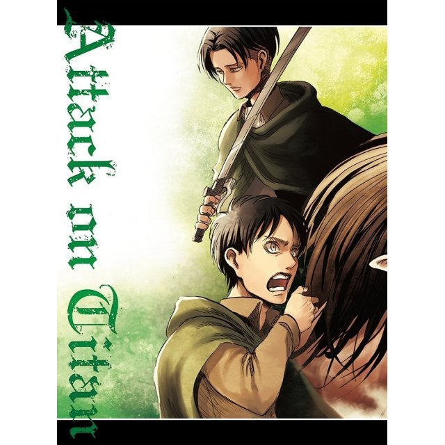 Attack On Titan Part 2: Wings Of Freedom [Limited Edition]