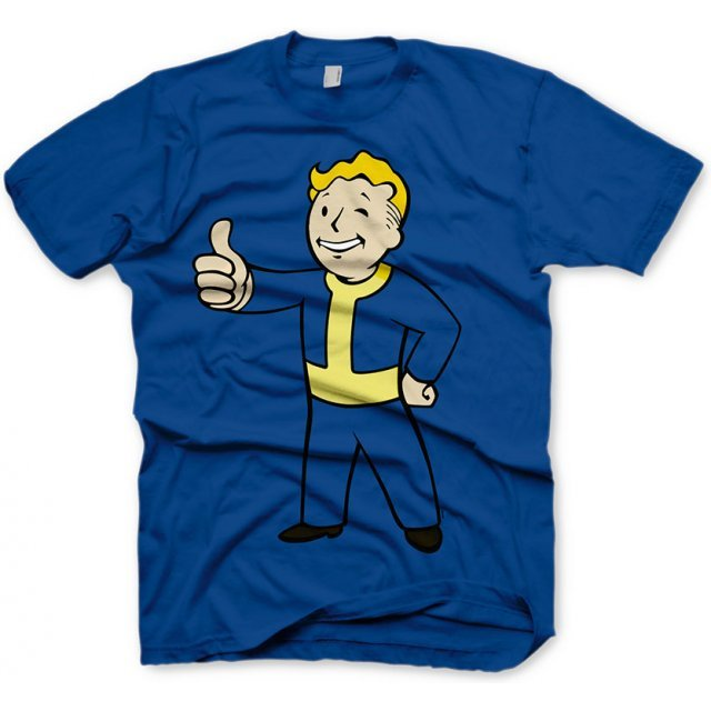 Fallout T-Shirt: Thumbs Up (S Size)