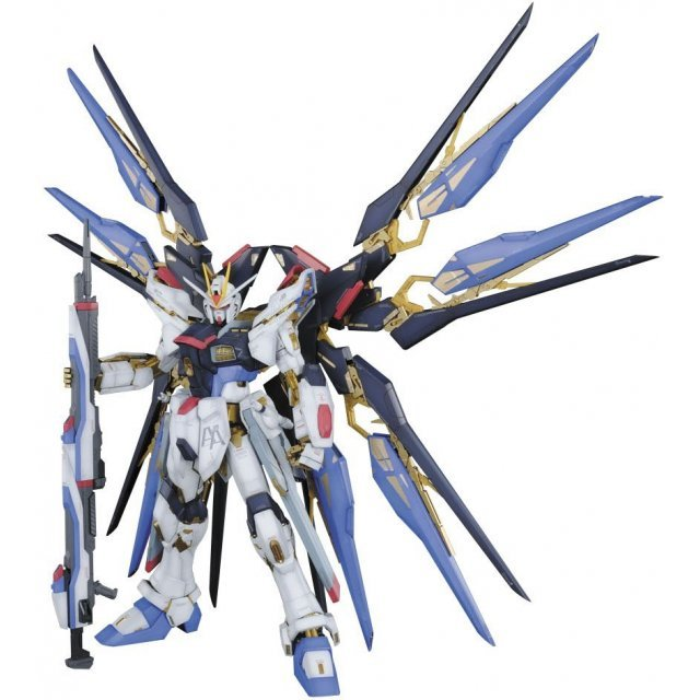 Mobile Suit Gundam Seed Destiny PG 1/60 Scale Model Kit: ZGMF-X20A Strike Freedom Gundam