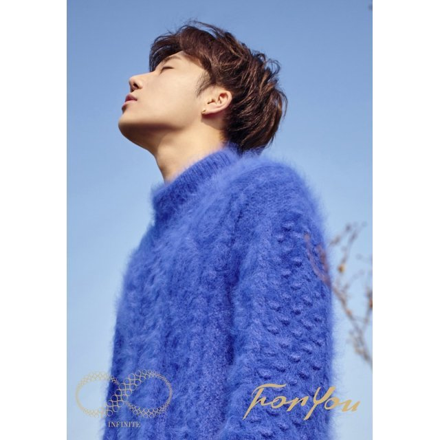 For You [Limited Edition Sung Kyu Ver.]
