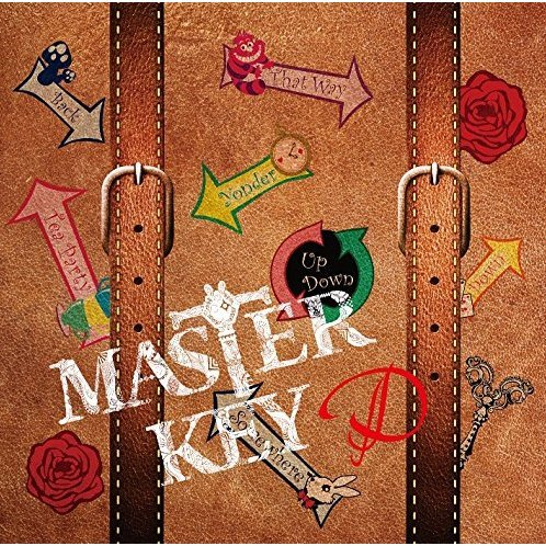 Master Key [Limited Edition Type D]