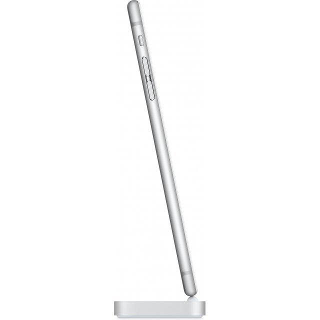 Apple iPhone Lightning Dock (Silver)