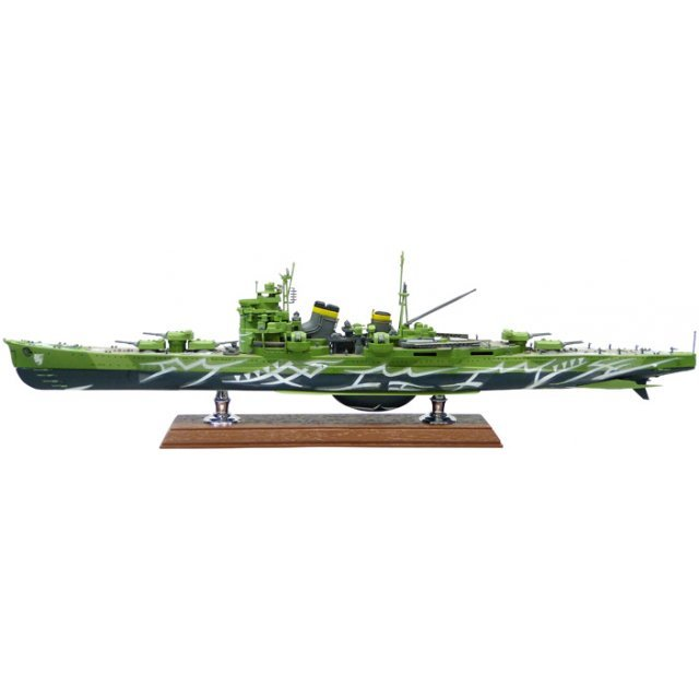 Arpeggio of Blue Steel -Ars Nova- Cadenza the Movie No. 21 1/700 Scale Plastic Model Kit: The Fleet of Fog Heavy Cruiser Nachi
