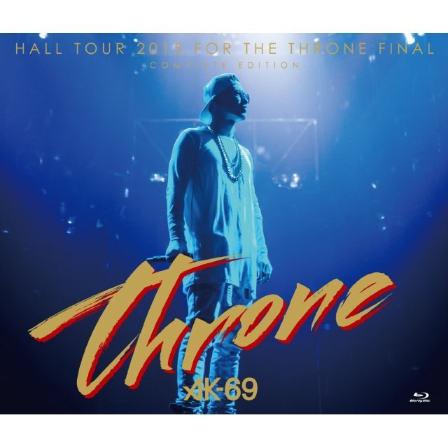 Hall Tour 2015 For The Throne Final - Complete Edition [CD+Blu-ray]