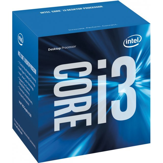 Intel Core i3-6100, 2x 3.70GHz, boxed