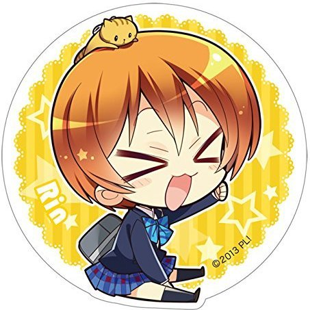 Love Live! Magnet Sticker: Part.3 Hoshizora Rin