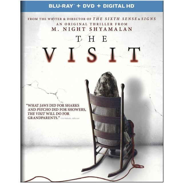 The Visit [Blu-ray+DVD+Digital HD]