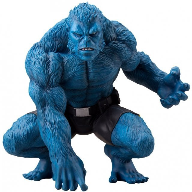 ARTFX+ Marvel NOW! 1/10 Scale Pre-Painted Figure: Beast