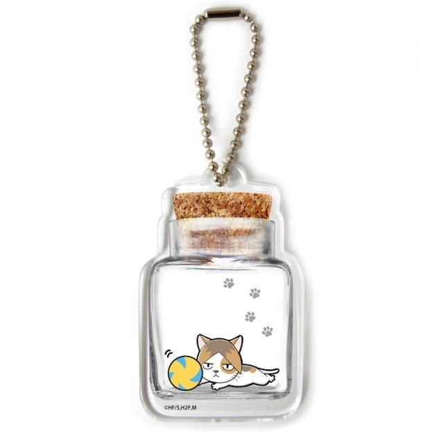 Haikyu!! Second Season Bottle Chara Holder 02: Kozume Cat