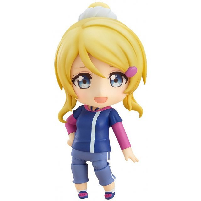 Nendoroid No. 580 Love Live!: Eli Ayase Training Outfit Ver.