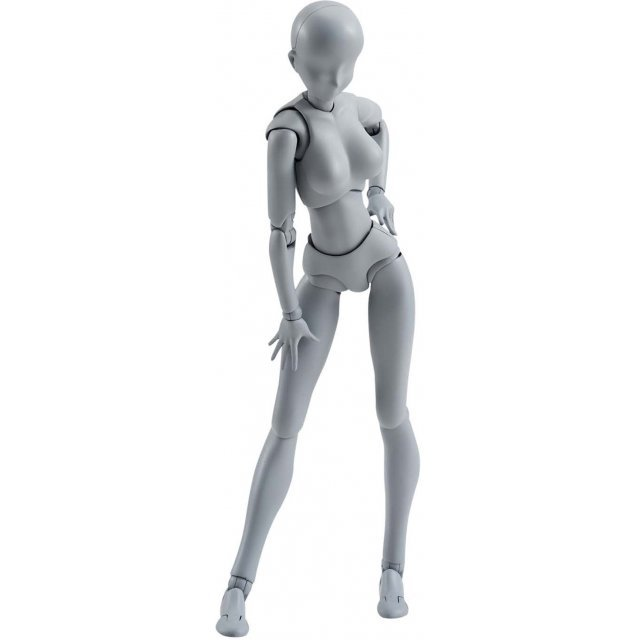 S.H.Figuarts Body-chan DX Set Gray Color Ver.