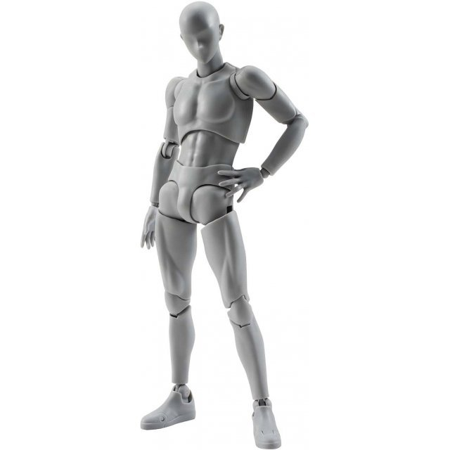 S.H.Figuarts Body-kun DX Set Gray Color Ver.