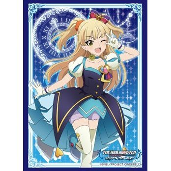 The Idolmaster Cinderella Girls Bushiroad Sleeve Collection High-grade Vol. 956: Jogasaki Rika Stage Costume Ver.