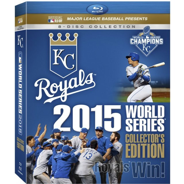 World Series 2015 Collection