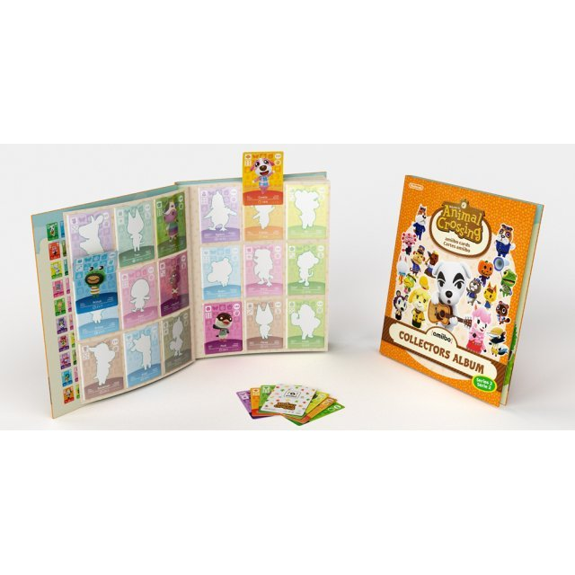 Animal Crossing amiibo Card Collector's Album Series 2