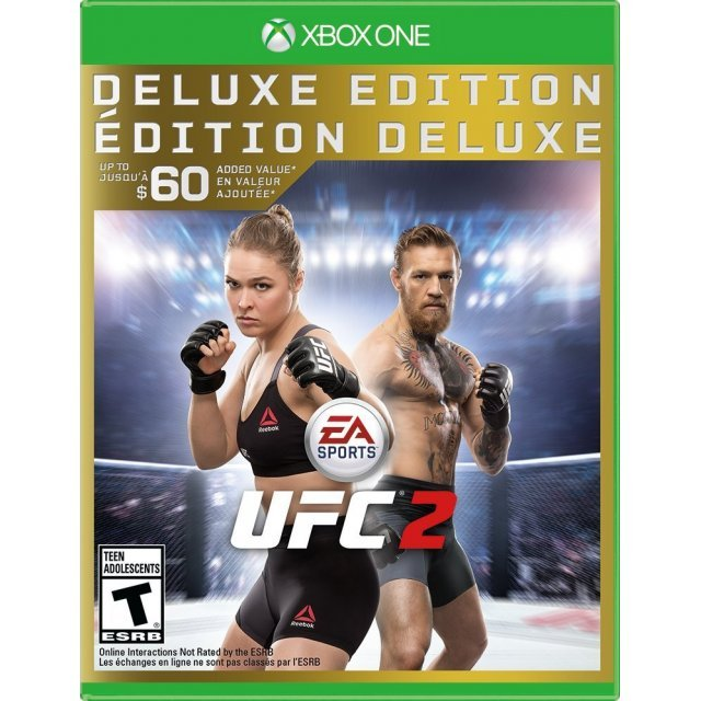 EA Sports UFC 2 (Deluxe Edition)