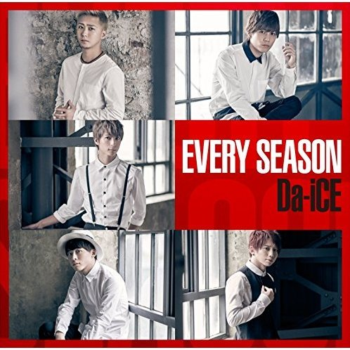 Every Season [CD+DVD Limited Edition Type B]