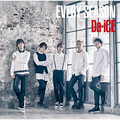 Every Season [CD+DVD Limited Edition Type C]