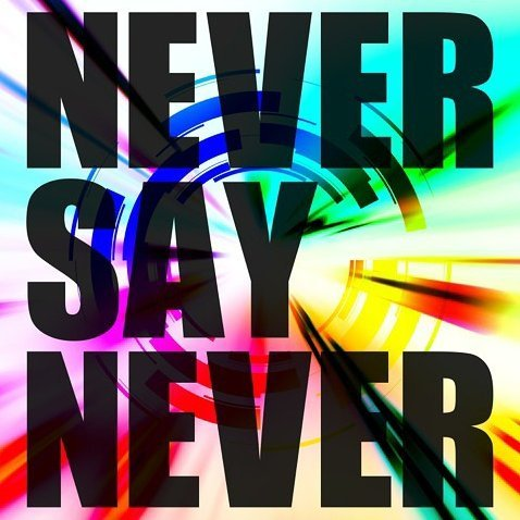 Never Say Never [Type B]