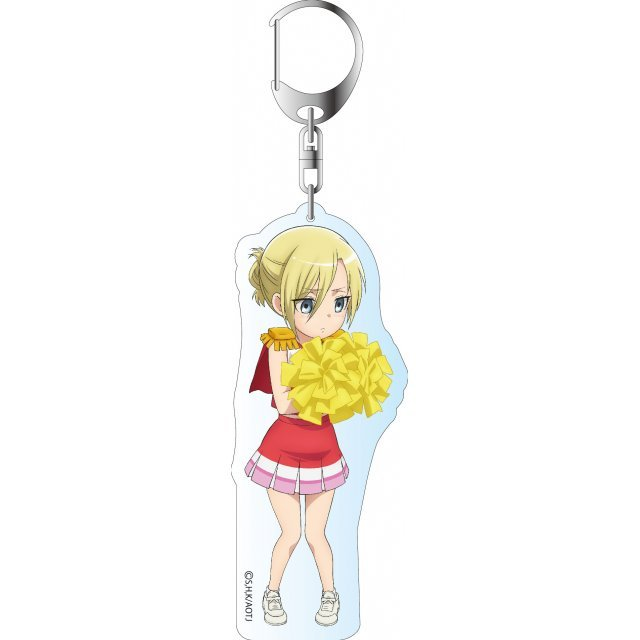 Attack on Titan Junior High Deka Key Chain: Annie Leonhart