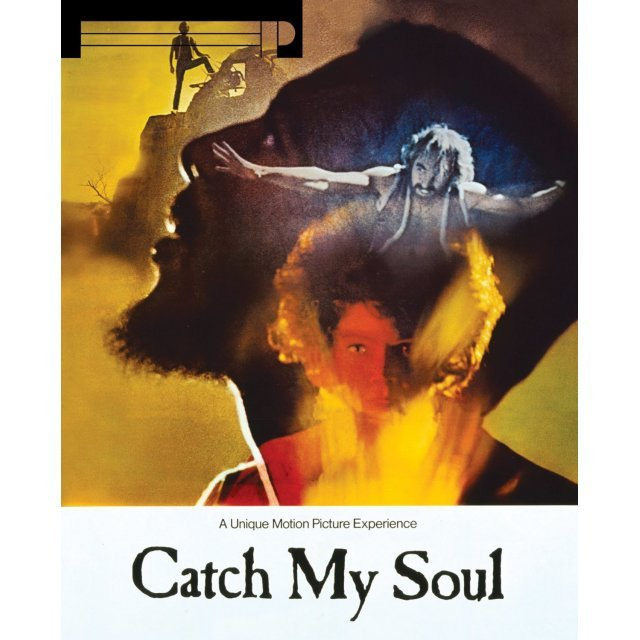 Catch My Soul [Blu-ray+DVD]