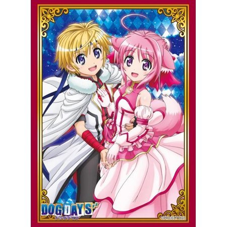 Dog Days Bushiroad Sleeve Collection High-grade Vol. 964: Sink & Millhi