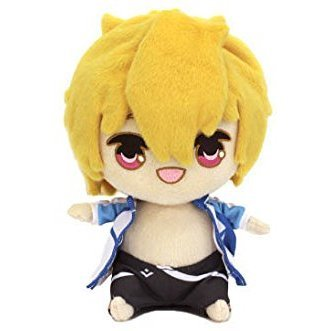Free! -Eternal Summer- Plush: Chokonto Friends 4 Hazuki Nagisa