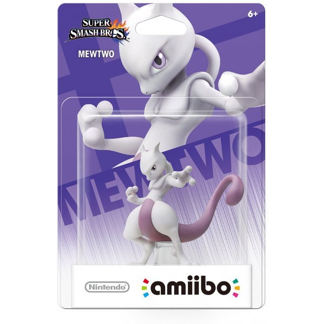 amiibo Super Smash Bros. Series Figure (Mewtwo)